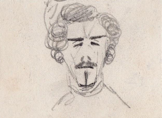 16 George sand Delacroix