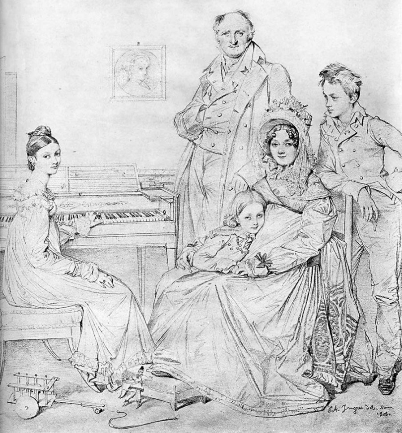 1818-Famille-Stamaty-Ingres-810x874