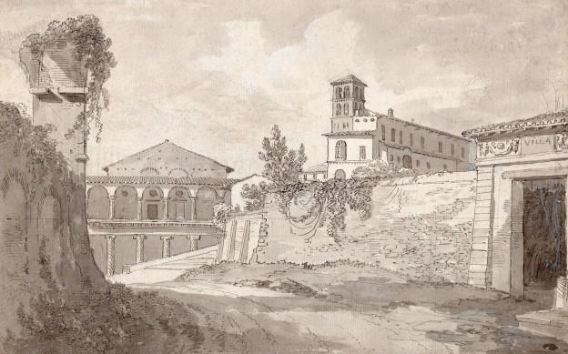 2 Regnault Basilique Italie 21 x 34 cm