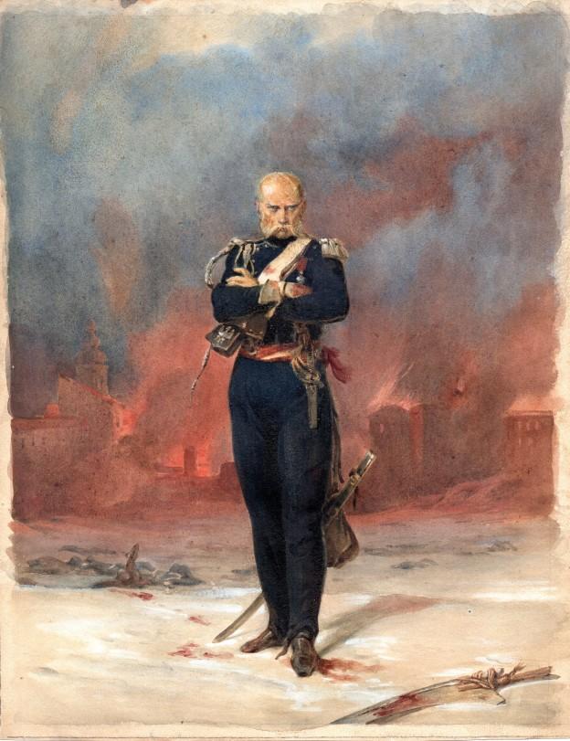 21 Cogniet Praga 1831