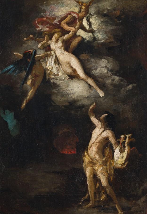 28 Levy Orphée et Euridice