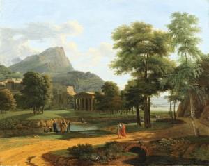 3 Bertin Vue de la ville de Phénéos 2