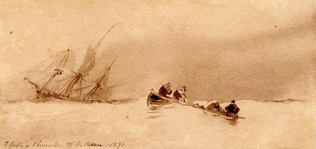 30 Gudin Tempete bateau
