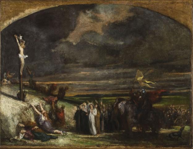 32 Carolus Duran Christ