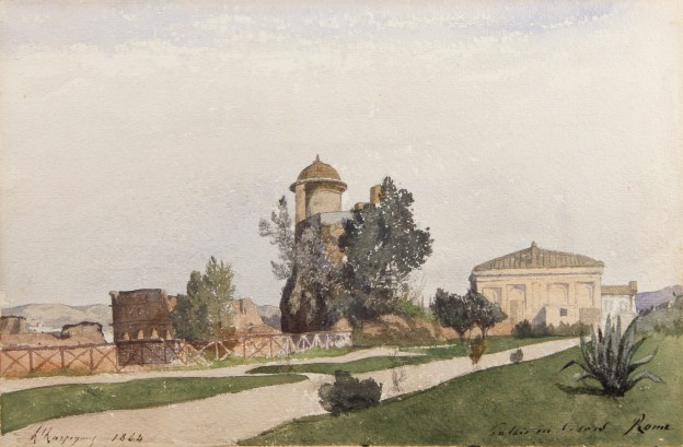 34 Harpignies palais des Cesars