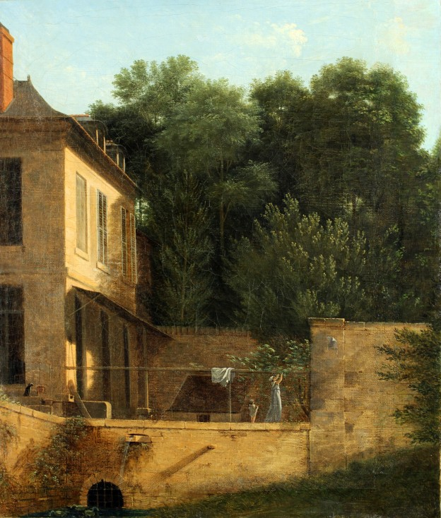 6 Bertin Vue prise à Essonne, près de Corbeil