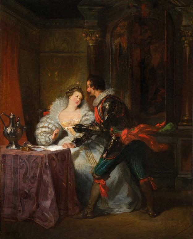 A Deveria Henri III RVB