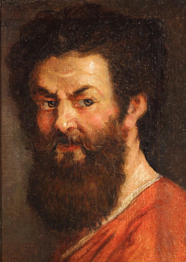 Anquetin peinture autoportrait
