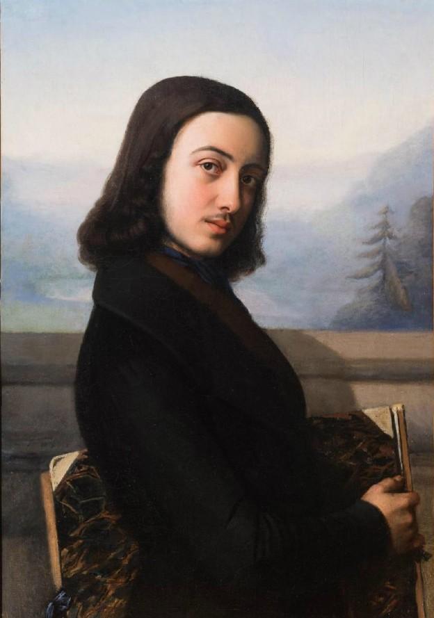 Bonier Autoportrait