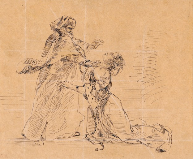 Delacroix Desdemone HD