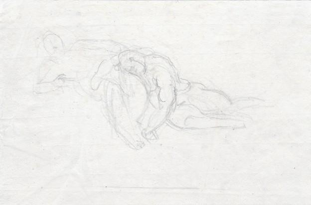 Delacroix Samson et Dalila 1_0002