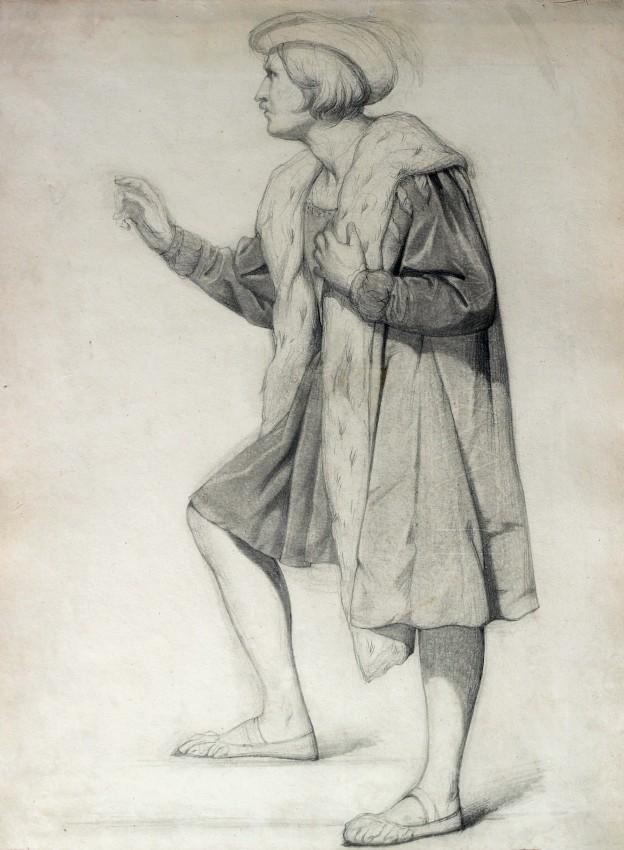 Delaroche Giorgione