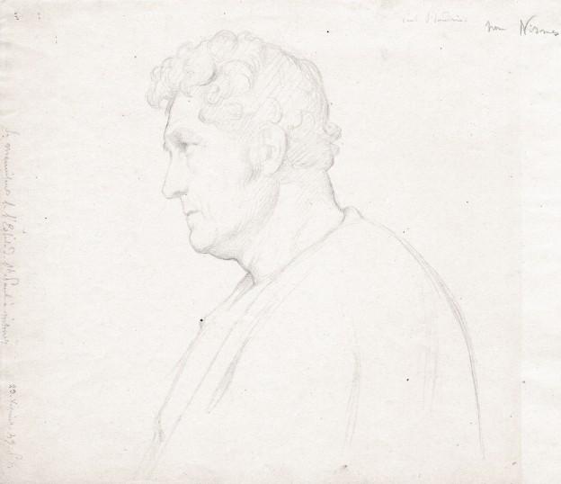 Flandrin portrait Nimes 19x23 copie