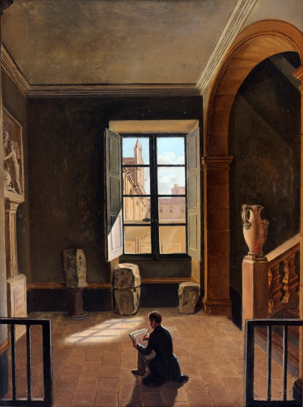 Interieur musée Granet