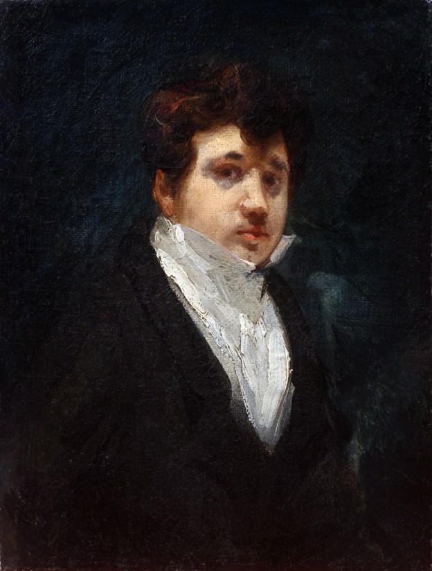 Isabey autoportrait copie