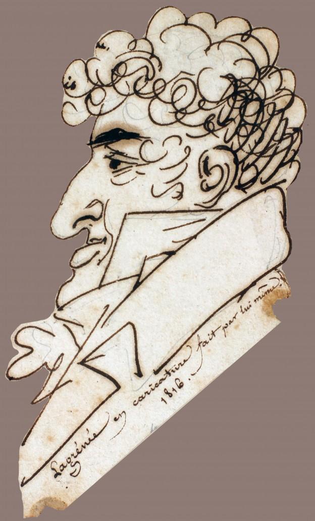 Lagrenee caricature2