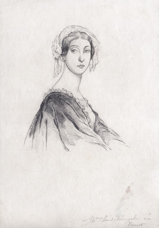 Madame Delaroche Vernet