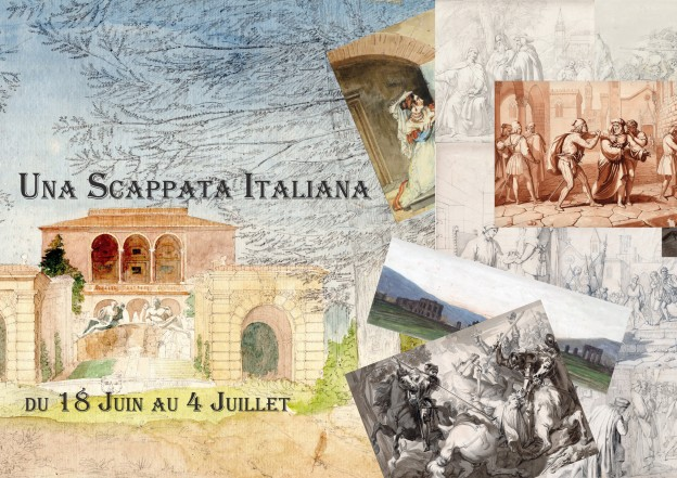 Una scappata italiana