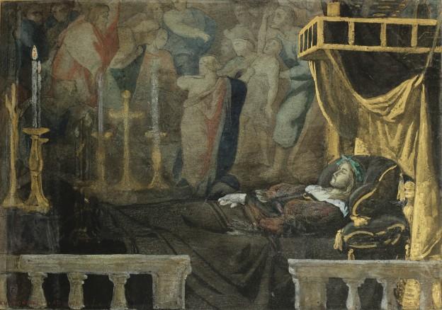 Victor Biennourry Mort de Raphaël